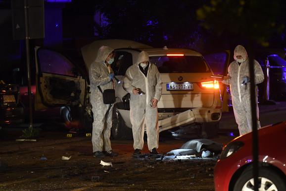 Prvi rezultati istrage govore da je bombu postavio i aktivirao profesionalac daljinskim putem i da ga je pratio kako bi ga digao u vazduh