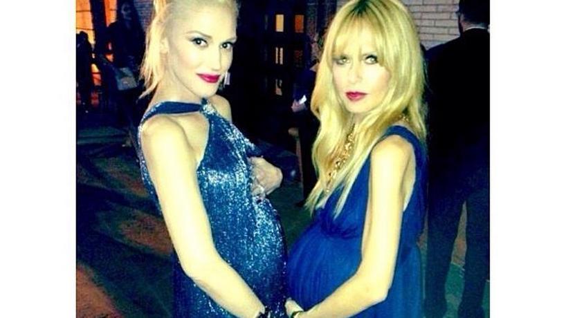 Rachel Zoe i Gwen Stefani