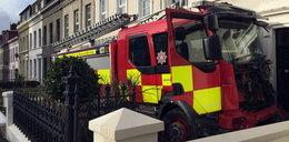 Emeryt ukradł wóz strażacki i zdemolował miasto