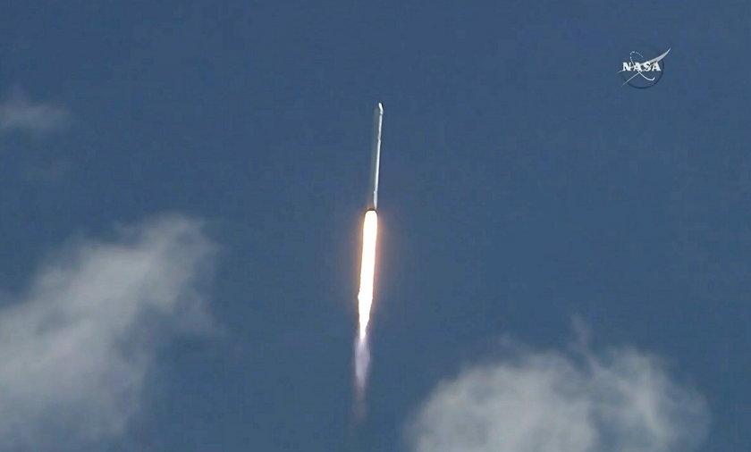 Rakieta SpaceX - Falcon 9