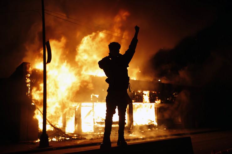 Džordž Flojd, protesti, Amerika