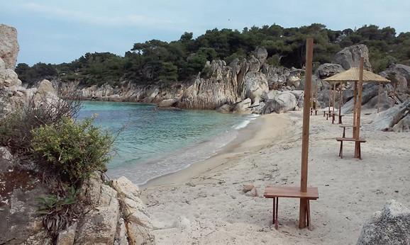 Dukina plaža na Sitoniji