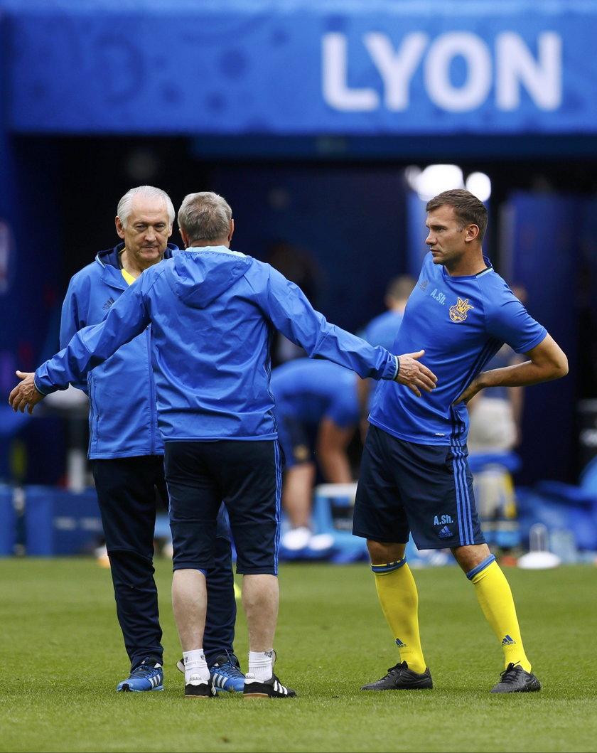 Legenda nowym trenerem Ukrainy