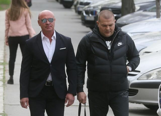 Ratko Romić dolazi u sud