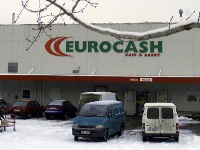 Do Eurocash należą m.in. Delikatesy Centrum, sklepy 1Minute i abc