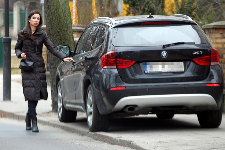 ee5484eddcfab Nowy samochód Marty Kaczyńskiej