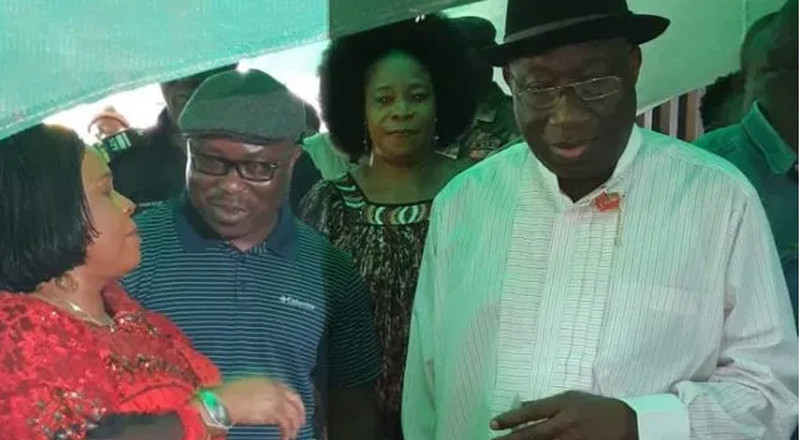 Bayelsa Election:APC leads with wide margin in Goodluck Jonathan's local govt
