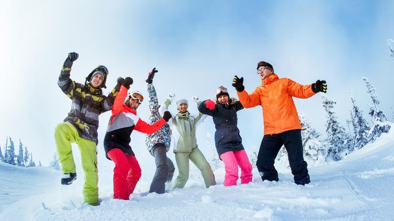 Gdzie spędzić aktywnie zimę?