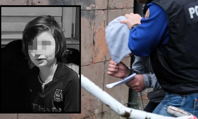 Tomasz M. zamordował 11-letniego Sebastiana H. z Katowic.