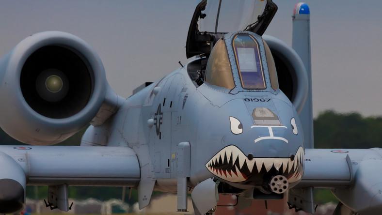 Fairchild A-10 Thunderbolt II został wyposażony w 30-milimetrowe, siedmiolufowe działko GAU-8/A Avenger. W ciągu minuty oddaje ponad 4 tys. strzałów, a jego maksymalny zasięg wynosi ponad 3,5 km. Amunicja z rdzeniem uranowym bez problemu niszczy czołgi, pojazdy opancerzone i inne cele naziemne. Ważąca prawie 14 ton maszyna może zabrać 7 ton uzbrojenia i 4 tony paliwa