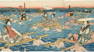 'Podróż do Edo' - wystawa japońskich drzeworytów w warszawskim Muzeum Narodowym