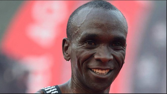 Eliud Kipchoge. World marathon record holder Eliud Kipchoge has been named United Nations (UN) Person of the Year by the UN office in Nairobi.