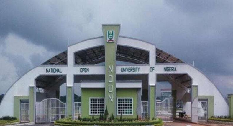 National Open University of Nigeria (NOUN) building. [Buzz Nigeria]
