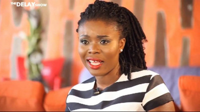 Your style coaching couldn't save your marriage - Delay punches Ms Nancy (WATCH)