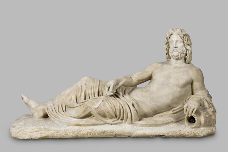 Posąg boga rzeki (Cesarstwo Rzymskie, 2. poł. II w.)