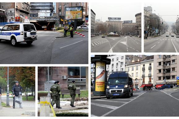 (MAPA) BEOGRAD 10 SATI U BLOKADI Zbog posete Putina biće ZATVORENE mnoge ulice, promene na 35 LINIJA GRADSKOG PREVOZA