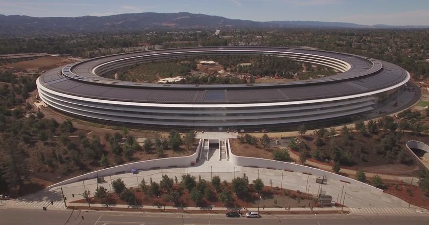 Oto nowa siedziba Apple - Apple Park