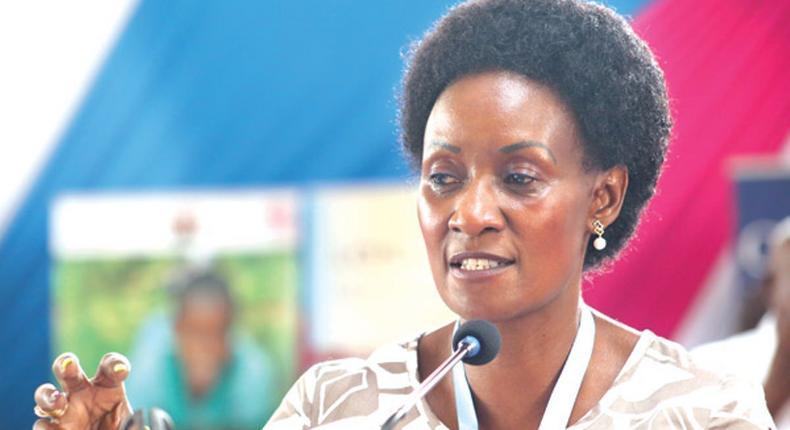 TSC CEO Nancy Macharia