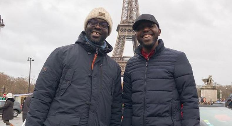 Larry Madowo reveals details of his last meeting with Ken Okoth