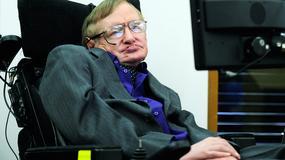Hawking napisał wspomnienia bez żadnej pomocy