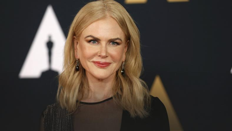 Actress Nicole Kidman arrives at the 8th Annual Governors Awards in Los Angeles