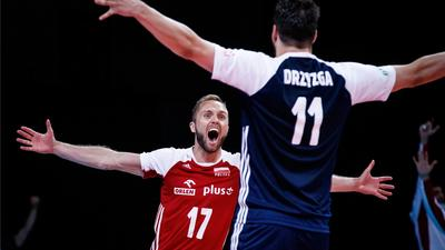 Liga Narodów: Efektowne zwycięstwo Polaków. Bułgaria zdeklasowana