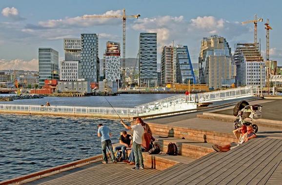 Oslo je među gradovima s najvišim platama, ali su i troškovi života enormni