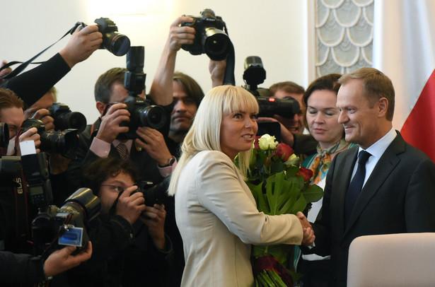 Bieńkowska jest zmęczona medialną krytyką. Fot. PAP/Radek Pietruszka
