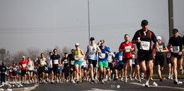 Tak pobiegną maratończycy