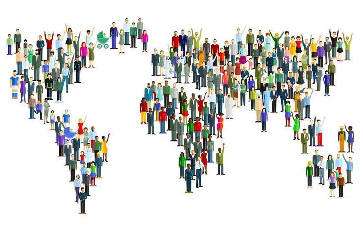 stanovništvo populacija