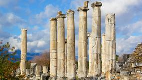 Ruiny starożytnej Afrodyzji na terenie Turcji na liście dziedzictwa UNESCO