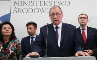Szyszko odpowiada TSUE ws. Puszczy Białowieskiej