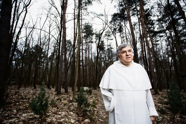 Maciej Zięba, fot. Darek Golik