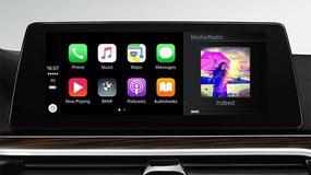 Nowe BMW Serii 5 z systemem CarPlay