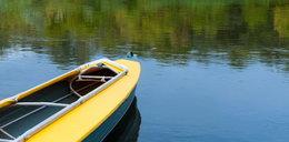 32-latek wypadł z kajaka do rzeki. Wyłowiono jego ciało