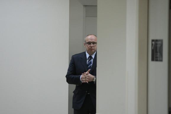 I Milan Beko došao u posetu Nikoliću