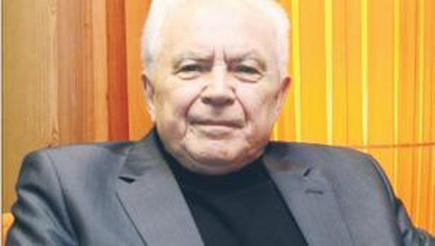 Mieczysław Kabaj, profesor, specjalista do spraw rynku pracy i edukacji, Instytut Pracy i Spraw Socjalnych Fot. Wojciech Górski