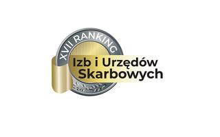 Uroczyste rozstrzygnięcie XVII Rankingu Izb i urzędów Skarbowych 28 kwietnia o godzinie 12.00