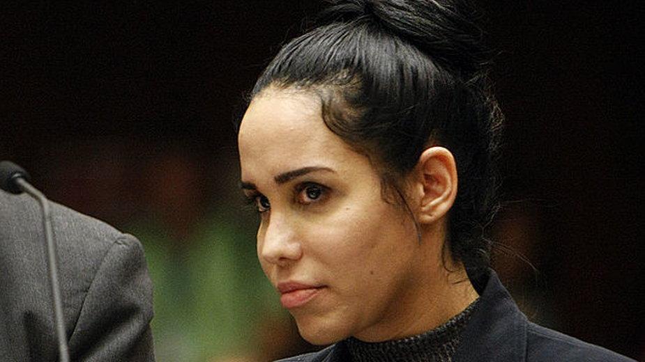 Nadya Suleman znana jako Octomama