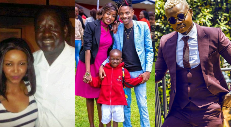 Eric Omondi & Maribe's son, Harmonize to be MP, Huddah Missing Raila and other top Stories on #UhondoMtaani