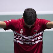 POTPUNO NEOČEKIVANO! Novak Đoković se RASPRIČAO o svemu i svačemu posle startne pobede u Dejvis kupu! Otkrio i PRIORITET SVIH PRIORITETA!