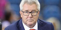 """Ryszard Czarnecki żegna przyjaciela. """"Dziękuję Jurku za wszystko"""""""