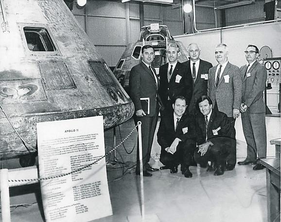 Naučnici srpskog porekla koji su učestvovali u Apolo programu