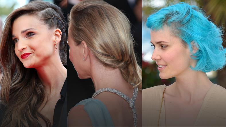 Modne Fryzury W Cannes Uroda