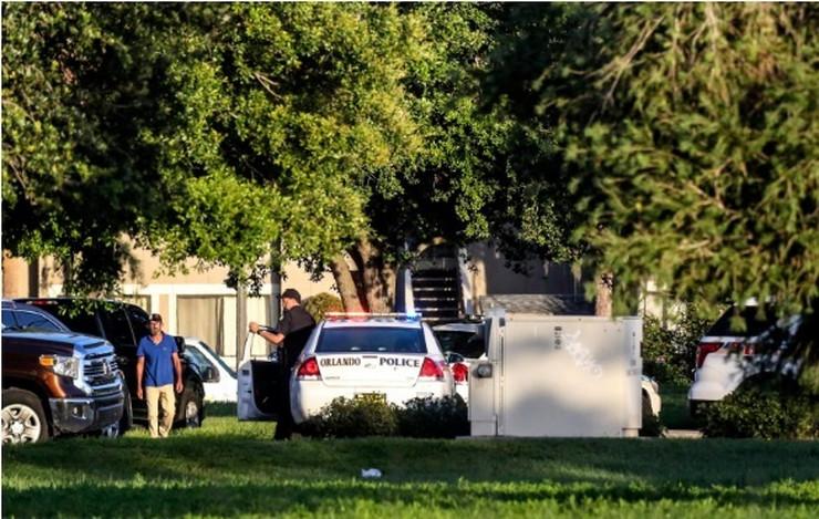Orlando policija AP