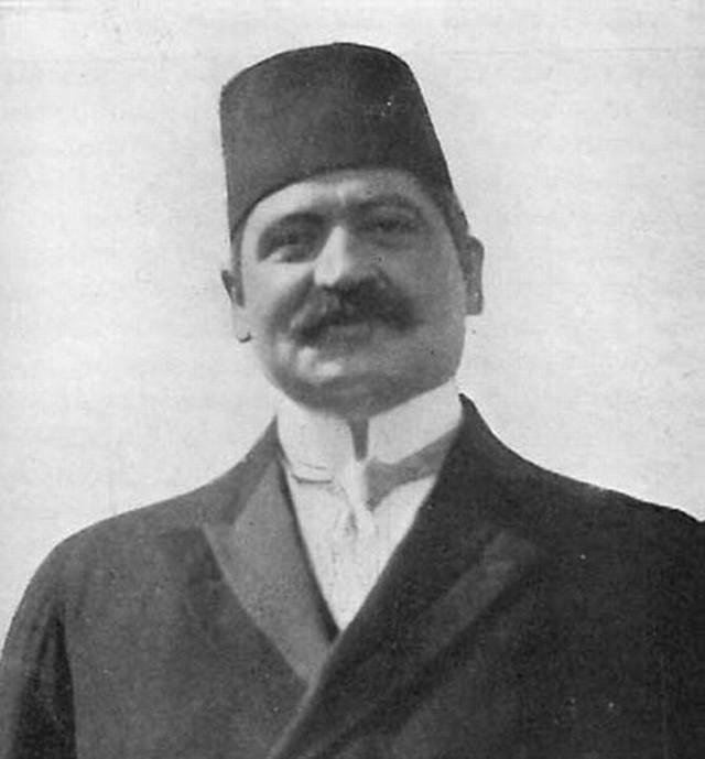 Vladavina: 1913 - 1918
