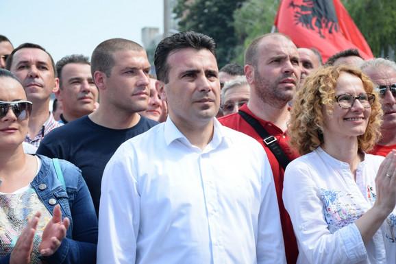 Socijaldemokratskom savezu pridružila se i najveća albanska stranka DUI