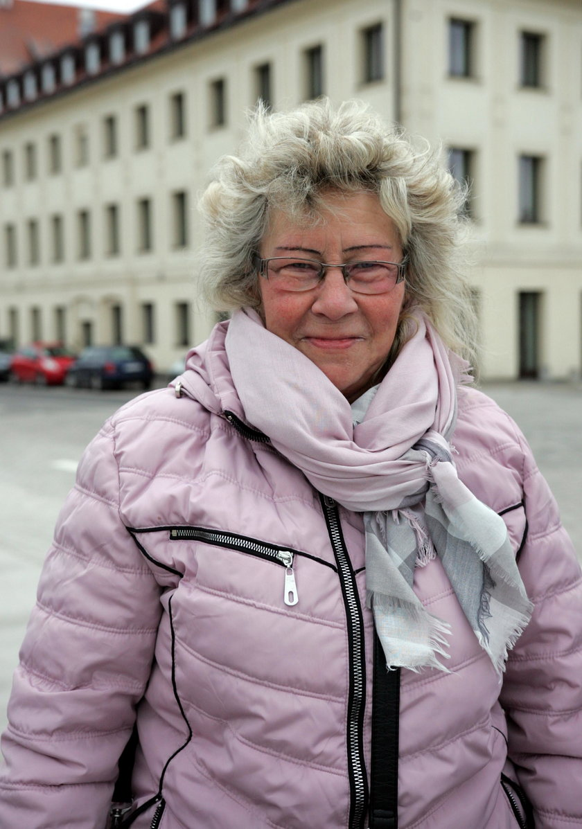 Maria Malkowska (65 l.)