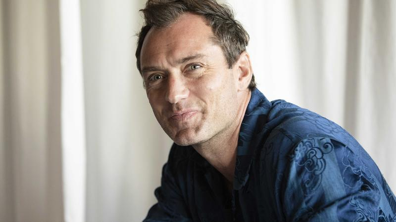 Jude Law / Fotó:Northfoto