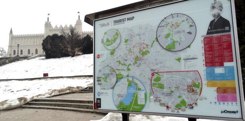 Nowe mapy z okazji 700-lecia Lublina